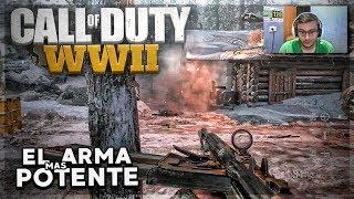RACHAZAS con El ARMA mas POTENTE de WW2
