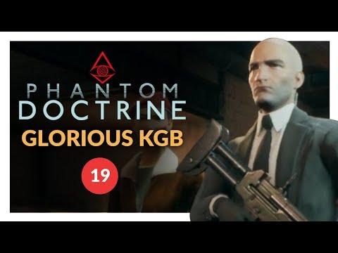 Phantom Doctrine | NONONONONONONO (KGB Lets Play) Gameplay Iron Man 19
