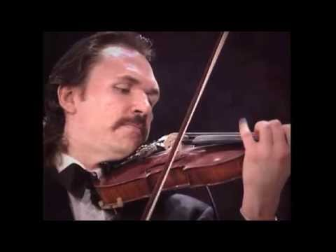The FIDDLE CONCERTO by Mark O'Connor (1994 live performance)