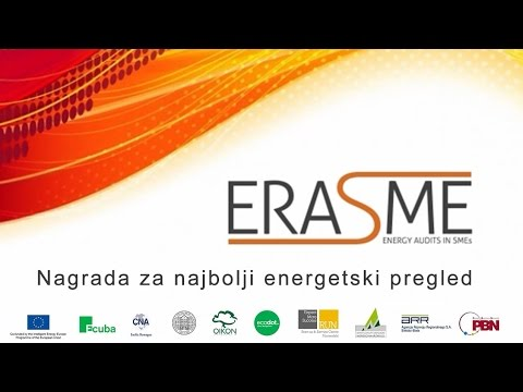 ERASME Award ceremony - Croatia (10/09/2014)