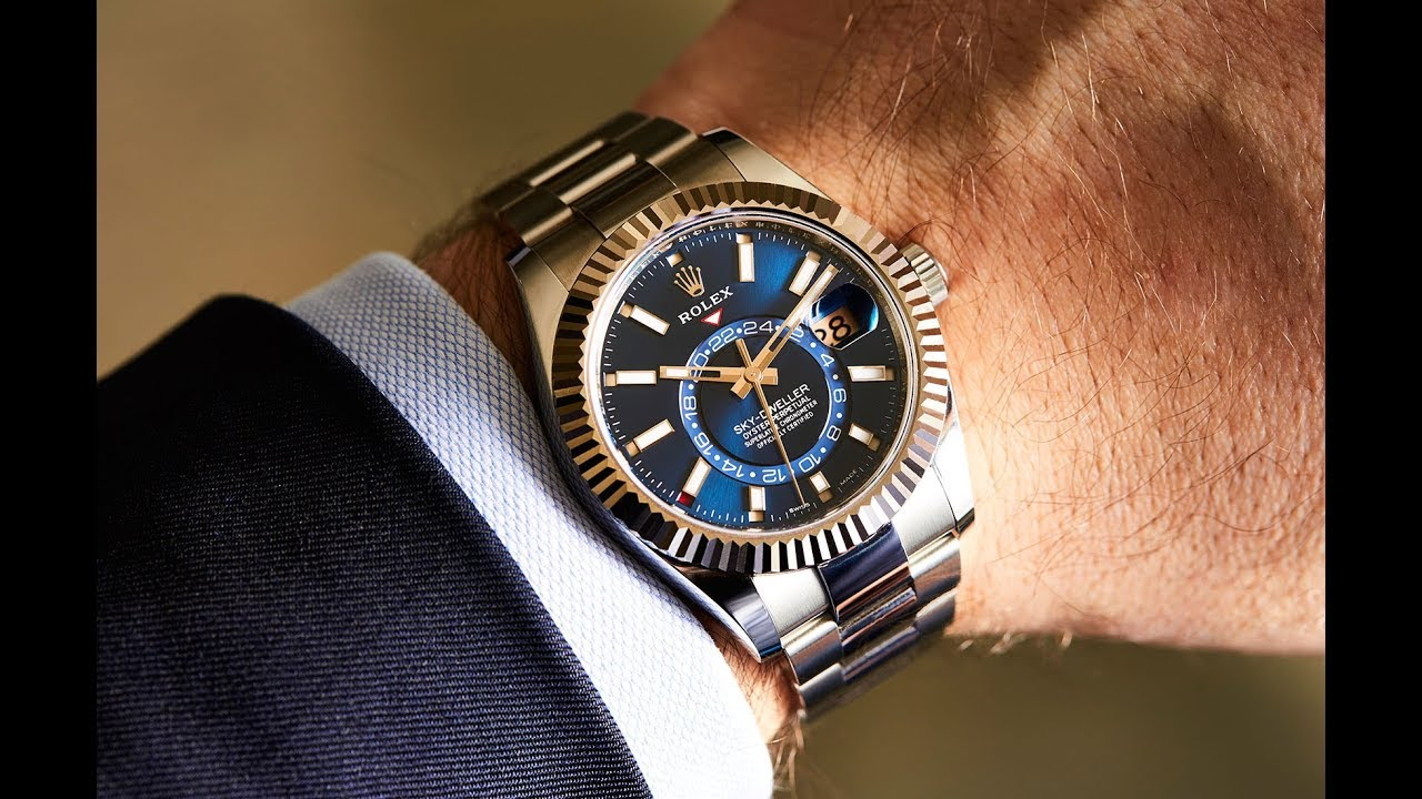 ROLEX \u2013 4 things you need to know about the new Sky,Dweller