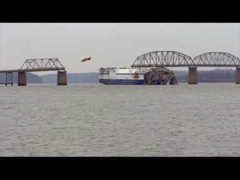car jumps eggner ferry bridge youtube