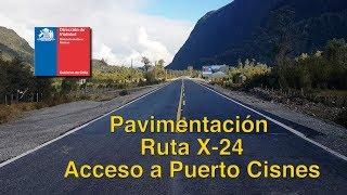 Video Camino X 24, Acceso a Puerto Cisnes. download MP3, 3GP, MP4, WEBM, AVI, FLV Oktober 2018