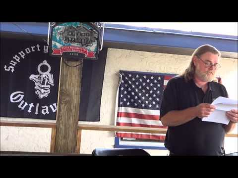 Kennys Memorial Video, WindRider Church/Saints Motorcycle Ministry,10/27/13