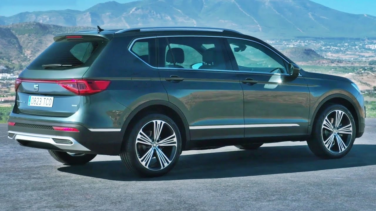 2019 Seat Tarraco Interior Exterior First Look Youtube