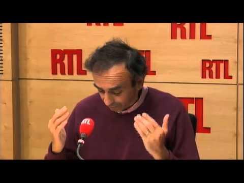 Eric Zemmour : Les états d'âme humanistes à l'UMP - RTL - RTL