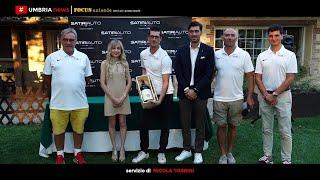 Satiri Auto golf cup 2020 // La vittoria di Leonardo Bianconi [UMBRIA NEWS]