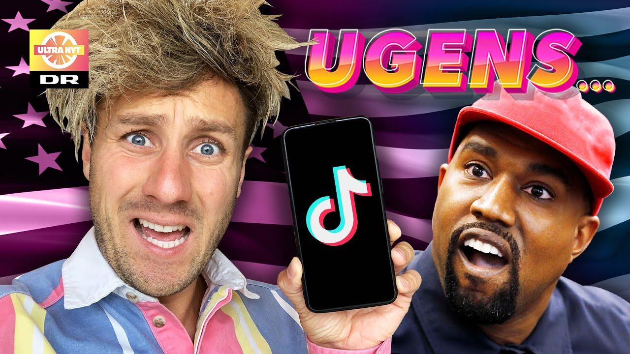 Skal du slette TikTok? | Kanye West vil være USAs næste præsident UGENS... med Jonas