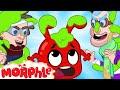 SLIME! Morphle Gets Slimed - My Magic Pet Morphle   Cartoons For Kids   Morphle TV   BRAND NEW