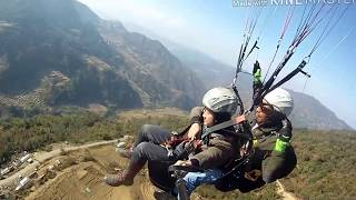 A paragliding adventure to the north east India. From Bir Billing to Nagaland.