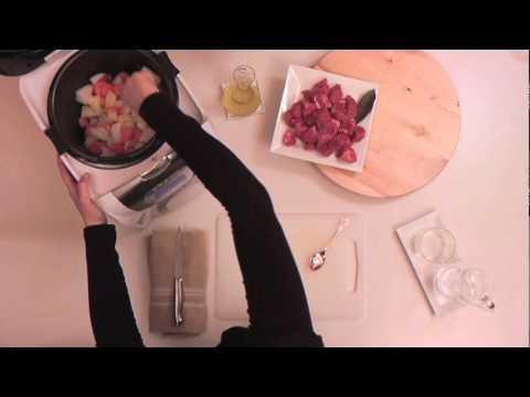 Chef plus estofado de ternera recetas robot cocina - Robot de cocina chef plus ...
