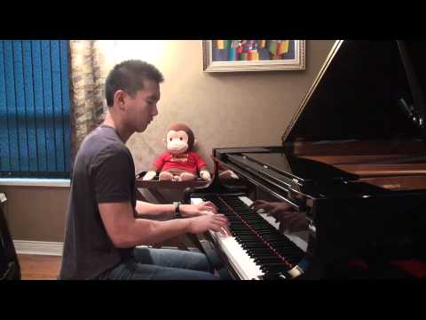 ☺ Wanted - Hunter Hayes Piano Cover - Terry Chen