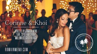 Love, Style & Laugh - Corinne & Khoi - Wedding in Molenvliet, South Africa