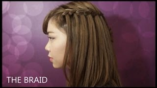 How to do a Waterfall braid Thumbnail