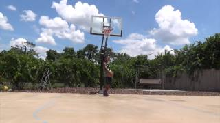 Dunk Practice with Tiger Video