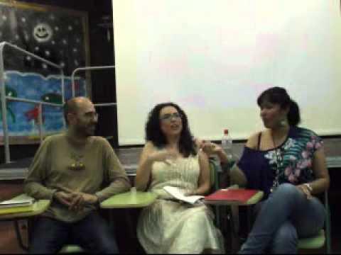 Encuentro con Oscar Esquivias y Rosa Silverio.wmv