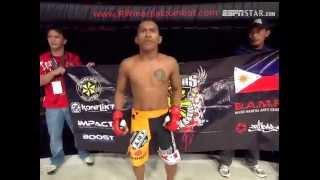 Martial Combat 11 Fight 1 Zhang Mei Xuan Vs Reggie Amarante Part 1