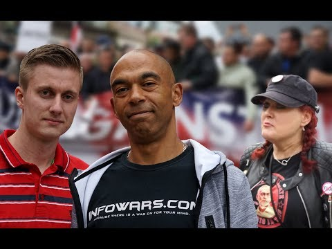 INTERVIEW: Black guy who schooled Antifa - Talk about BLM, globalism + more