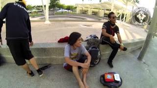 Ghost Wheel Malaysia - Jump challenge