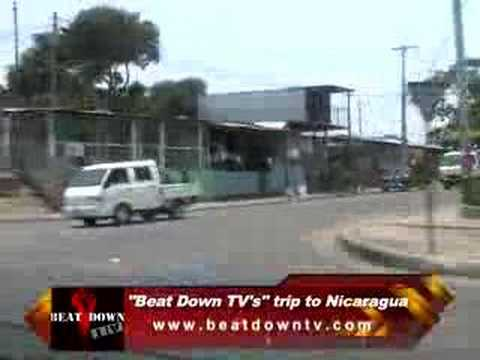 Beat Down TV in Nicaragua with Paul