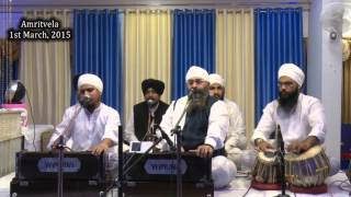 Tu Hi Tu Hi - 1st March,2015 AmritVela