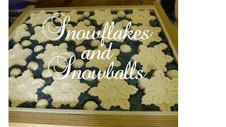 Making Snowflakes and Snowballs