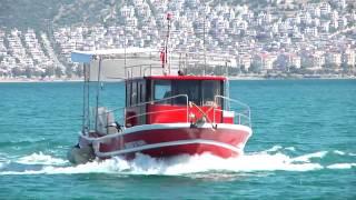 Didim Akbük Balık Avı Teknesinde bir gün