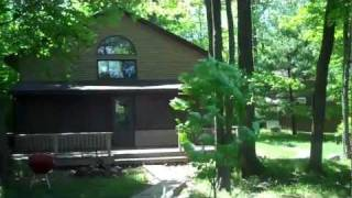 Kirby Lake Cabin For Sale Near Cumberland, WI Lakeshore $200,000 (MLS # 840189)