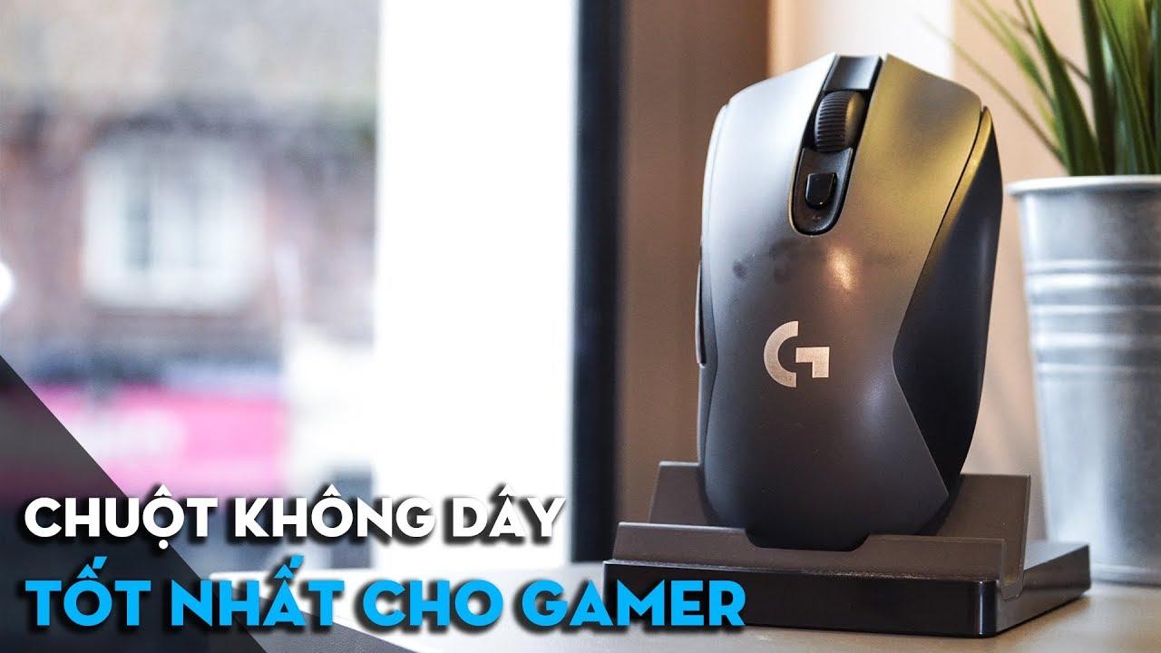 ĐÂU LÀ CHUỘT KHÔNG DÂY DUY NHẤT GAMER NÊN MUA??!! Logitech G603 Review