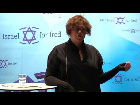Vivian Bercovici: Why people hate Israel?