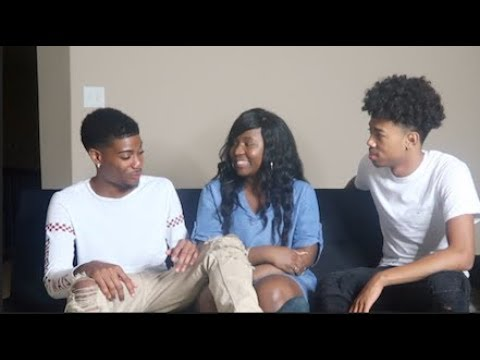 NEVER HAVE I EVER FT. CHRIS AND TRAY  ....VERY INTERESTING !!!