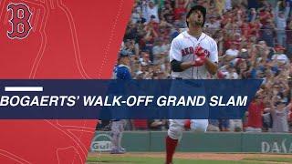 Watch Bogaerts' walk-off grand slam, Red Sox comeback