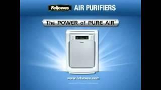 Fellowes Air Purifier Home Allergies - Pet Dander