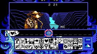 Captain Blood - Short gameplay - DOSbox - Speaker