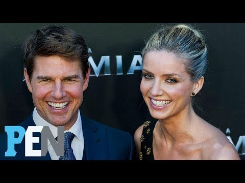 'The Mummy' Star Annabelle Wallis On How She Almost Puked On Tom Cruise  PEN  Entertainment Weekly
