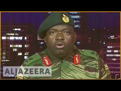 Zimbabwe tensions: Military seizes power, denies coup