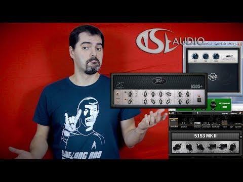Бесплатный гитарный софт против платного   BiAS, TSE, Revalver и Nick Crow