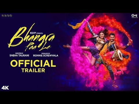 Bhangra Paa Le Official Trailer | Sunny Kaushal, Rukshar Dhillon | Sneha Taurani | 2019 Trailer