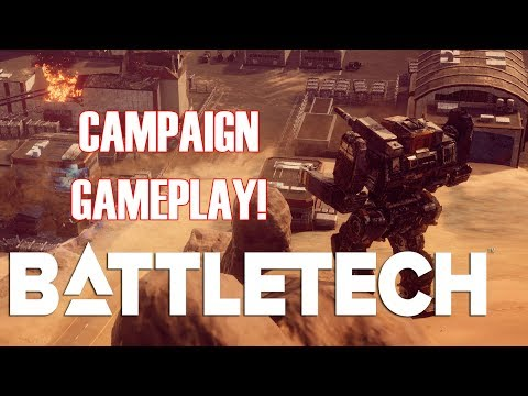 Battletech PC Preview | GameWatcher