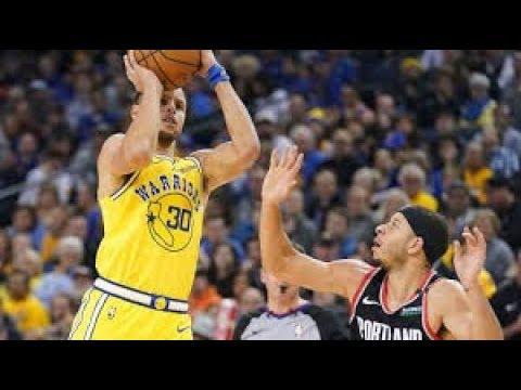 Golden State Warriors vs Portland Trailblazers NBA Full Highlights (30TH DECEMBER 2018-19)