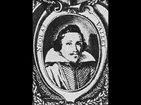 Nicolas Vallet - Psaume 91 Qui en garde du haut Dieu