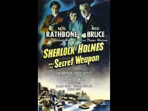 SHERLOCK HOLMES Y EL ARMA SECRETA (SECRET...