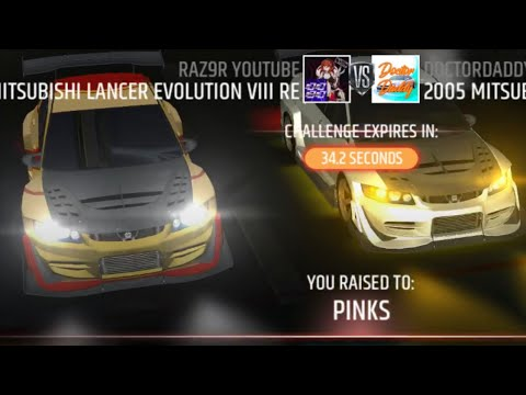 How Many Fouls Can Happen?!?! ( Racing Rivals Pinks )