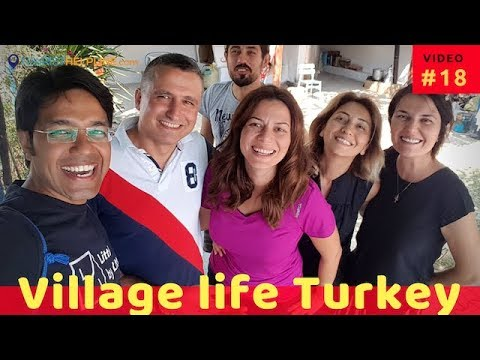 How Turkish village people treat an Indian tourist