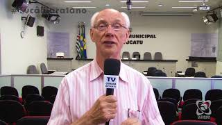 Parabéns 1 ano da TV Câmara - Dr. Francisco Haberman