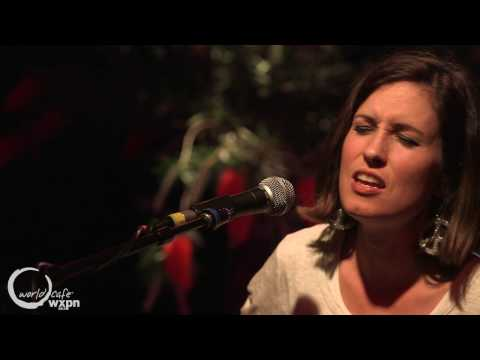 "Missy Higgins- ""Song for Sammy"" (Recorded Live for World Cafe)"