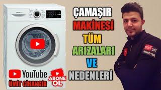 Çamaşır makinesi arızaları 2