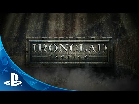 Ironclad Tactics, by Zachtronics -- Gameplay Trailer