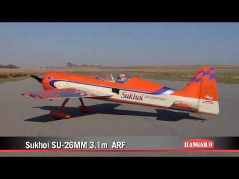 3.1m Sukhoi SU-26MM ARF by Hangar 9