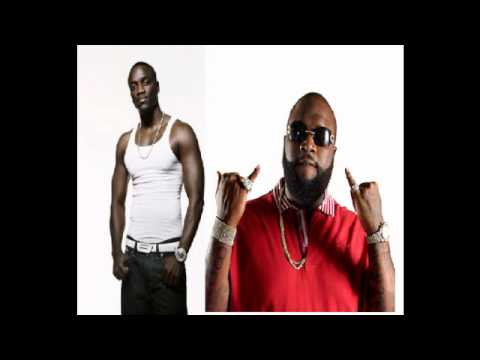 Akon feat. Rick Ross - Give It To 'Em ( NEW 2010 )